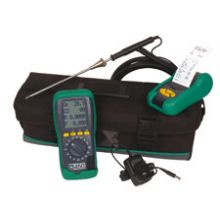 Kane 450 Boiler Analyser Kit fitted with NO sensor
