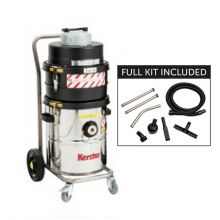 KEVA30H 110v ATEX Approved Industrial Vacuum Cleaner 30 Ltrs