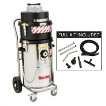 KEVA45H 110v ATEX Approved Industrial Vacuum Cleaner 45 Ltrs
