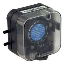 LGW3A2 0.4 -3 mbar Differential Pressure Switch