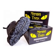 Box 25 Pairs Mamba Trax Shoe Covers