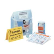 Mercury Spill Kit Plastic Case