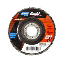 Rapid Blend Finish Disc 125mm x 22mm