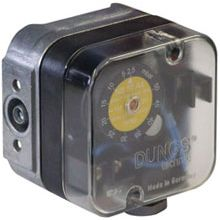 NB50A4 5 - 50 mBar Pressure Switch With Reset