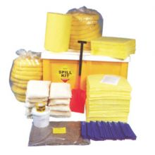 Oil & Fuel Spill Kit - Box Pallet - Absorbs 600L