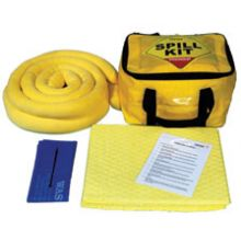Oil & Fuel Spill Kit - Cube Bag - Absorbs 35L