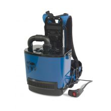 RSV130 Back Pack Vac Commercial Dry Vacuum Cleaner 240V