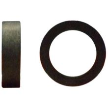 "Rubber Ring 1/2"" ID x 3/4"" OD x 1/4"" Long"