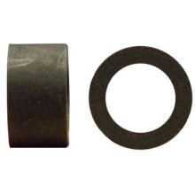 "Rubber Ring 1/2"" ID x 7/8"" OD x 3/8"" Long"