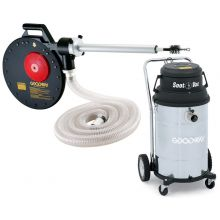 SAM 3A Cleaner C/W 20 Gal Vacuum 115v 50Hz