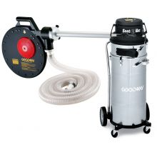 SAM 3A Cleaner C/W 55 Gal Vacuum 230v 50Hz