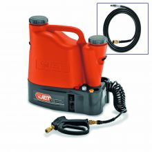 CJ-125 CoilJet 12VDC (Rechargeable) Coil Cleaner W/20' Hose