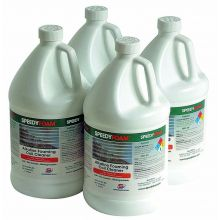 Coil Cleaning Speedy Foam Solution 1 Gallon (Pack 4)