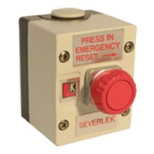 Severlek Emergency Knock Off Button IP65
