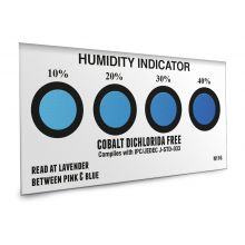Humidity Indicating Cards 4 spot 10-40% (PACK 125)