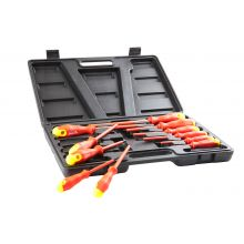11 Piece Soft Grip Insulated Screwdriver Set