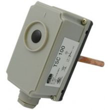 Single Immersion Thermostat 0-90°C (Auto Reset)