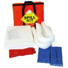 Oil & Fuel Spill Kit - Railway Cab - Absorbs 54L