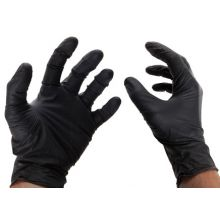 Box 100 Torque Grip Disposable Glove - L