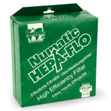 Hepaflo Dust Bags for 15ltr x10 Pack NVM-2BH