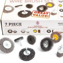 Wire Brush 7 Piece Set