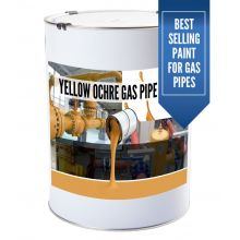 Pipe Identifcation Paint Yellow Ochre 5ltrs