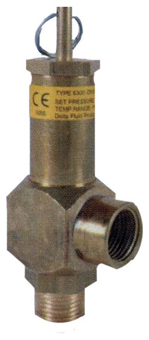 """1/2"""" Safety Relief Valve 0.5 - 12.5 BarG"""