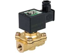 "3/4"" BSP Ignition Gas Solenoid Valve 230v"