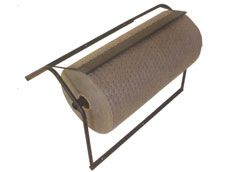 Wall Mounted Roll Dispenser for 76cm Wide Rolls