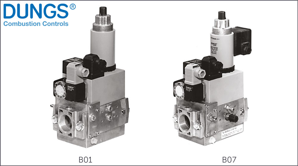Dungs Gas Multibloc Valves MB-ZRD