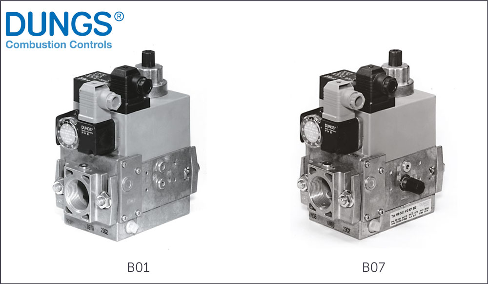 Dungs Gas Multibloc Valves MB-DLE