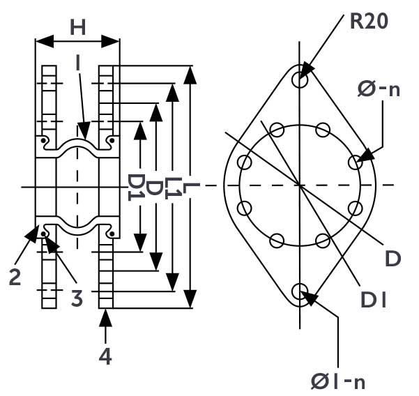 PN10 Tied Diagram