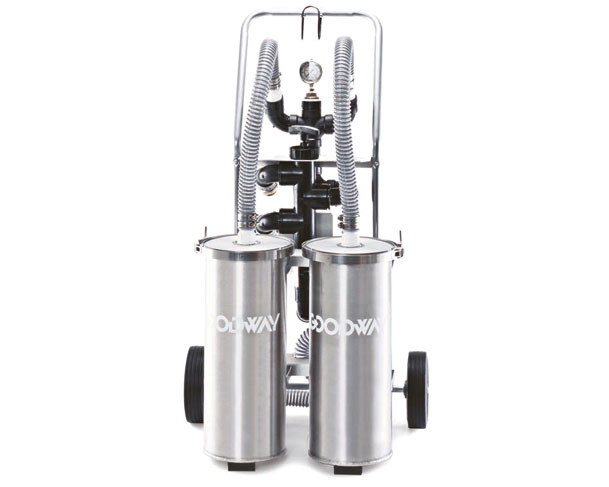 Towervac Filtration System