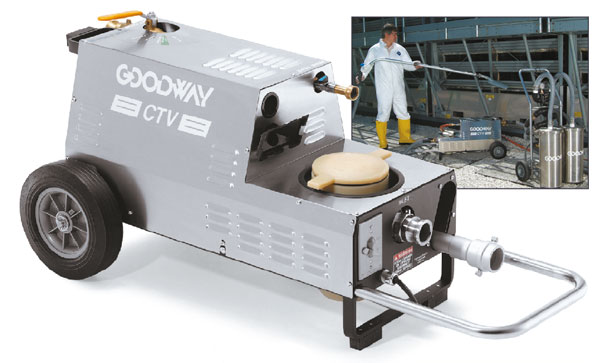 Towervac Cooling Tower Vacuum