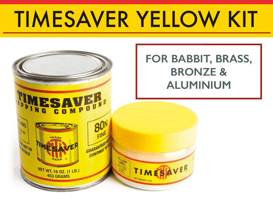 TIMESAVER YELLOW KIT