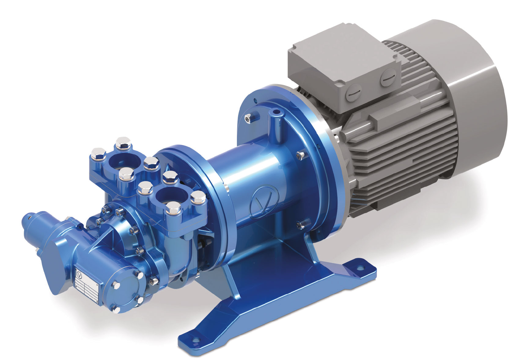 Varley Motorised Oil Pumps