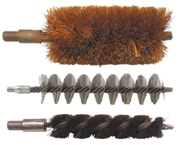 6in Heritage Tube Brushes