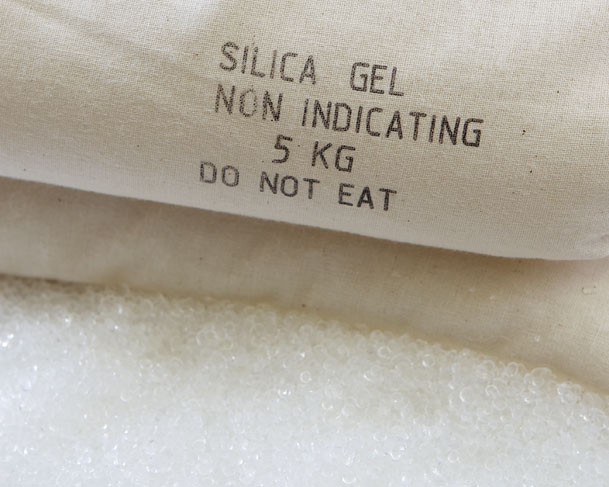 Silica Gel for Dry Storage