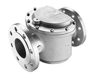 Flanged Gas Filters