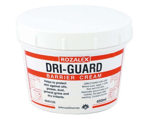 Dri-Guard Barrier Cream