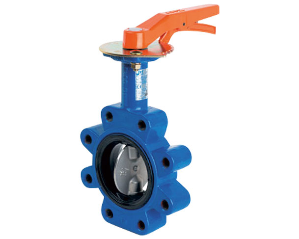 Gas Isolation Butterfly Valves
