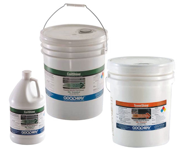 Coil Cleaning Chemicals