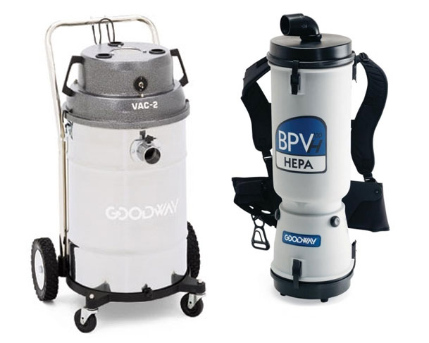 Electric Powered Vacuums