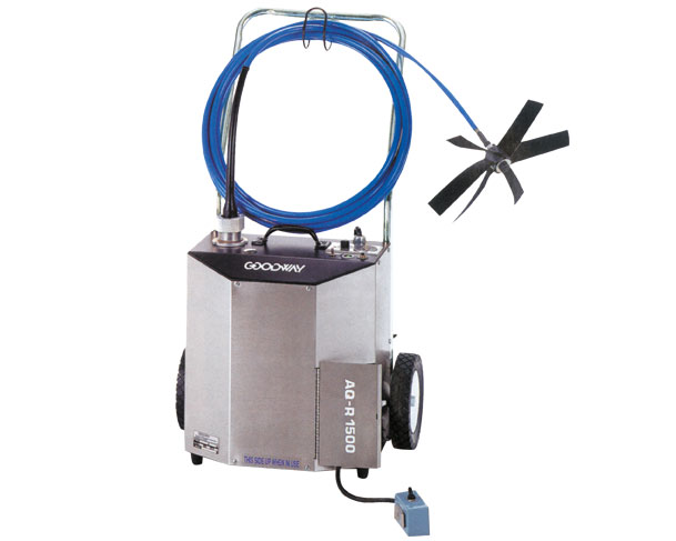 Rotary Duct Cleaner
