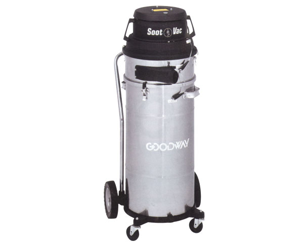 Soot Recovery Vacuums