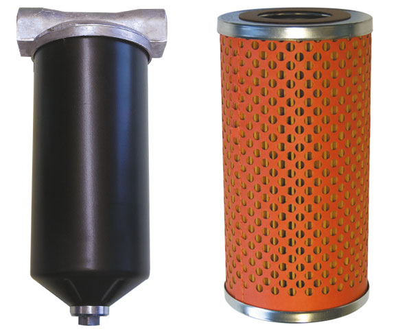 Inline Oil Filters