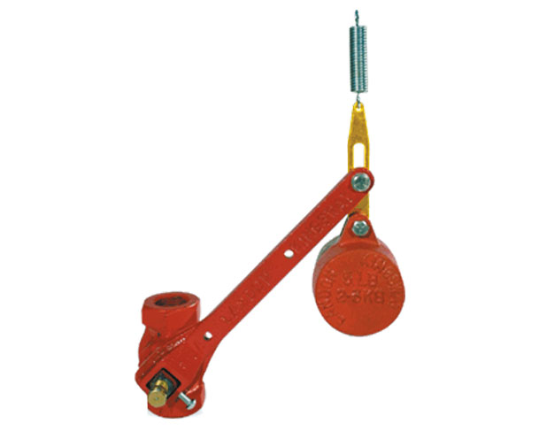 Kingsway Free Fall Fire Valve Kits