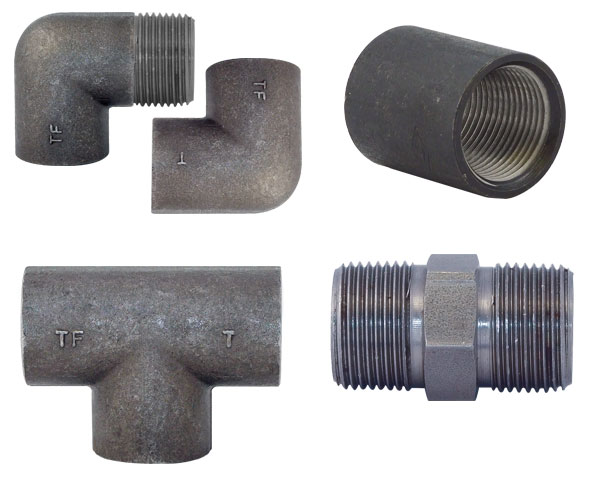 Steel Steam Pipe Fittings