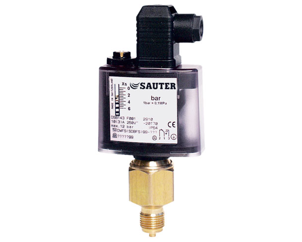 DSB Sauter Pressure Switch