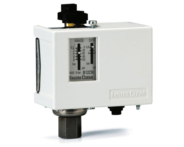 HVAC Pressure Switches